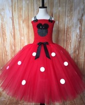 Minnie Mouse Tutu Dress. Minnie Tutu, Girls Minnie Tutu, Minnie Costume - $40.00+