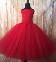 Scarlett Overkill Tutu, Girls Scarlett Overkill, Minion Tutu Dress, Minion Party - $50.00+