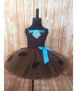 Scooby Doo Tutu Dress, Scooby Doo Costume, Scooby Doo Party Dress - $40.00+