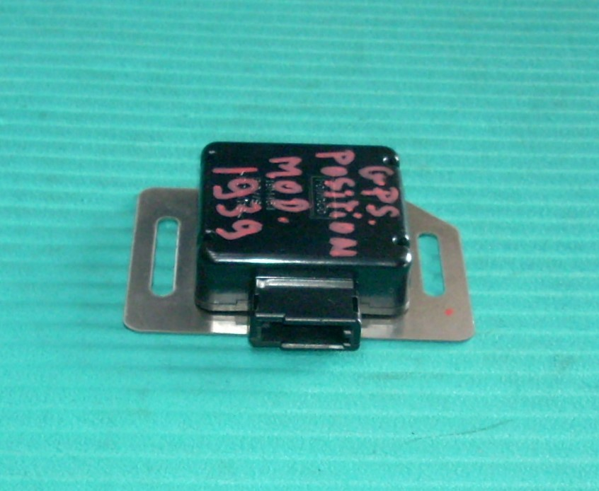 2012 FORD FOCUS GPS COMMUNICATION POSITIONING MODULE CM5T-019H464-BB