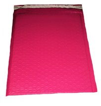 50 #2 8.5x12 PINK Poly Bubble Mailer Envelope Shipping Wrap Mailing Bags... - $18.99