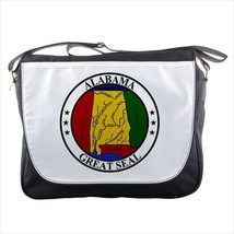 Seal of Alabama United States Messenger Bag - Tabard Surcoat - $36.27