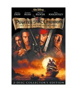 Disney Pirates of the Caribbean The Curse of the Black Pearl Collector's... - $14.95