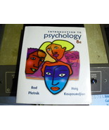introduction  to  psychology  8e - $1.00
