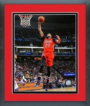 Anthony Davis 2016-17 New Orleans Pelicans Action - 11x14 Matted/Framed Photo  - $42.95