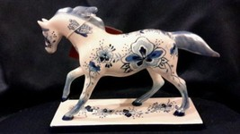 "Trail of Painted Ponies Retired ""SERENITY"" Pony... - $55.00"
