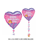 FAST SHIP Care Bears Drop A Line Balloons, Care Bears Party Balloons, Ca... - €6,01 EUR