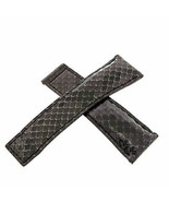 Tag Heuer 22 - 18 mm Black Snake Skin Men's Watch Band - $299.00