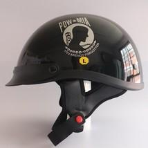Half Face Motorcycle Helmet Vintage Moto Helmets Harley Open Face Retro ... - $63.99