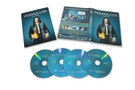 Versailles The Complete Frist Season 1 One DVD Box Set 4 Disc Free Shipping - $28.95