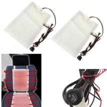 2pcs Adjustable Universal Car Heated Seat Heate... - $35.63