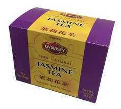 Dynasty 100% Natural Tea 16 Individual Tea Bags... - $6.92