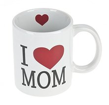 Ganz Valentine Mug - I (hrt) mom/Best mom in the world - $12.99