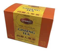 Dynasty 100% Natural Tea 16 Individual Tea Bags... - $9.89