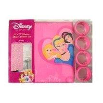 Disney Princess Shower Curtain Set w/ 12 Hooks - $24.99