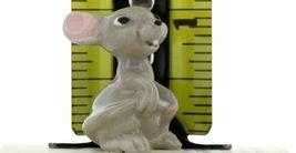 Hagen Renaker Miniature Mouse Mama Ceramic Figurine image 3