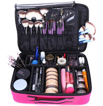 High Quality Professional Makeup Organizer Cosmetic Travel Case/ Large C... - €37,34 EUR+