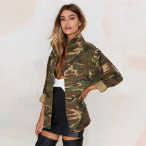 Army Green Camp Jacket - $87.52
