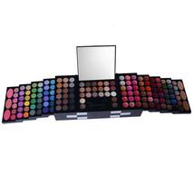 Pro Full Color 148 pc Eyeshadow Color Lip Gloss Blusher Palette Kit - $53.99