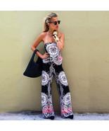 Knit Strapless Jumpsuit - $28.99+