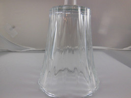 """Home Interiors Votive Cup Clear glass 5""""  made in the USA Beautiful - $4.15"""