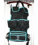 Cozy Greens Black Backseat Car Organizer Baby Travel Accessories Storage - $21.54