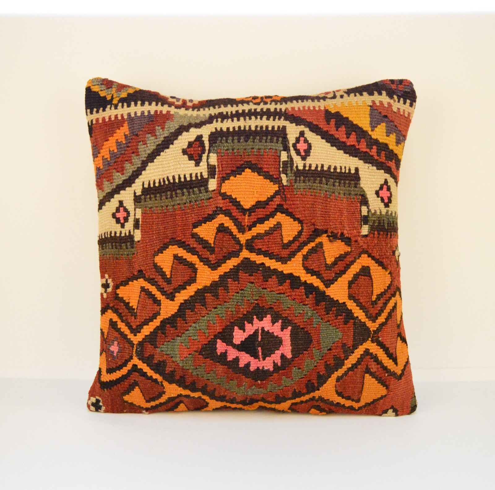 Decorative Throw Pillows Sets : bohemian decor,throw pillow,decorative throw pillows,kilim pillows, home decor, - Pillows
