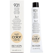 Revlon Professional Nutri Color Creme 931 Beige 100ml - $29.71