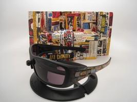 New Oakley Limited Edition Art Chantry Hijinx Matte Black w/Warm Grey 12-771 - $392.00