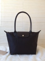 Longchamp Le Pliage Neo Small Tote Bag Black 2605578001 Authentic - $139.00