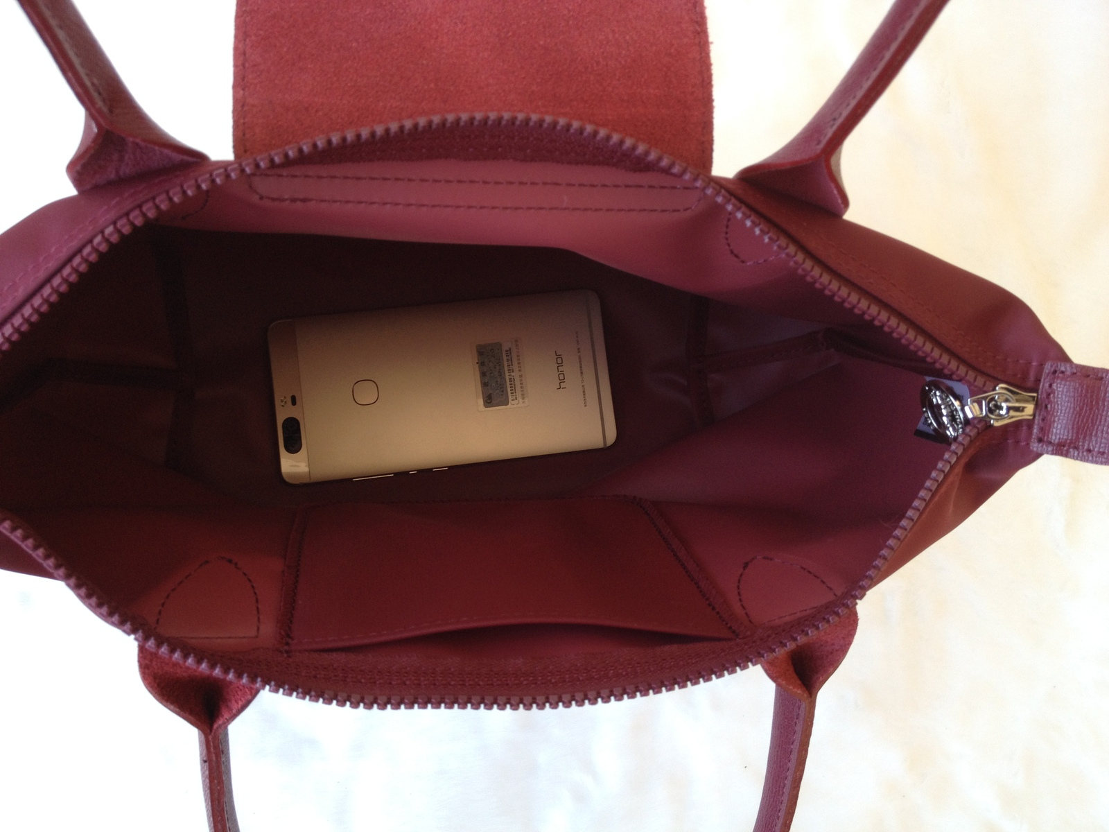 Longchamp Le Pliage Neo Small Tote Bag Wine And 28 Similar Items 2605578009 Authentic