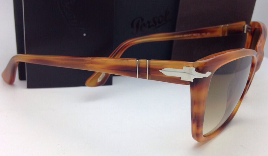 1444679922a58 PERSOL Sunglasses 3023-S 960 51 56-16 Honey and 34 similar items