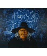Shadows Painting Limited Edition Giclée Print by Artist Frank Howell - $150.07