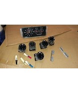 6VV00 ASSORTED CONTROLS FROM OLDER TAPPAN RANGE, GOOD CONDITION - $21.66