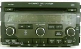 Pilot 2006-2008 CD6 XM ready radio. OEM factory original 1BV1 1BV4 CD changer - $159.99