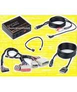 Ford iPod interface w/ TEXT +Aux Audio Input. 06+ radio. Bluetooth can b... - $129.99