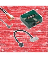 Focus/Cougar radio auxiliary audio input adapter.Add aux for iPod, mp3, ... - $84.99