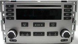 Chevy Cobalt Delco CD radio. New OEM factory original silver stereo. 2005-2006 - $60.25