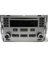 Chevy Cobalt Delco CD radio. New OEM factory original silver stereo. 200... - $75.25