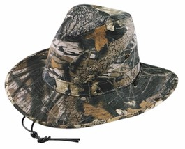 NEW Henschel Hat Lined AUSSIE CAMO Hunting Fishing Hat Made in the USA #... - $49.95