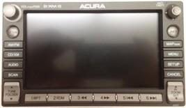 Acura CSX 2008+ super rare OEM CD Navigation Nav GPS XM satellite radio - $255.17
