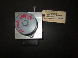 08 09 10 11 12 Mini Cooper Abs Pump & Module #6790381,34516790381 *See Item* - $242.55