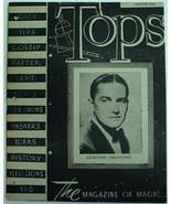 Tops August 1945 The Magazine of Magic Abbott's Magic Novelty Company il... - $7.00