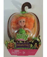 Halloween Party Kelly Sister of Barbie doll - New - $10.00