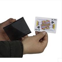 New Popular Card Vanish Illusion Change Sleeve Close-Up Street Magic Trick - ... image 1