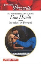 Inherited by Ferranti (Harlequin Large Print Pr... - $1.95