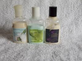 Bath Body Works BLACK AMETHYST CUCUMBER MELON SEA ISLAND Lotion 2 oz Rea... - $17.81