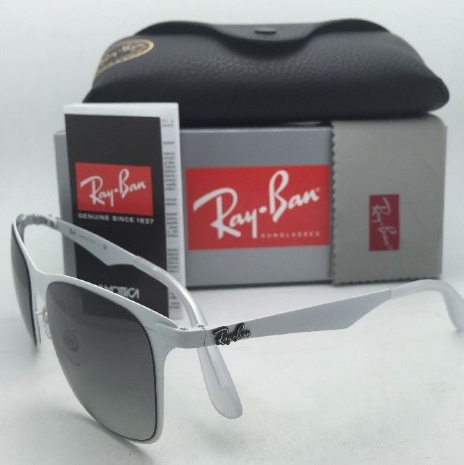d35066d5e3c New Ray-Ban Sunglasses RB 3521 163 11 52-18 and 50 similar items