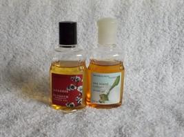 2 Bath Body Works JAPANESE CHERRY BLOSSOM/SEA ISLAND COTTON Shower Gels ... - $12.87