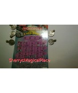 Lucky Lottery Spell Luck Lottery Spell Scratch your way to Money old Lotto Spell - $22.22